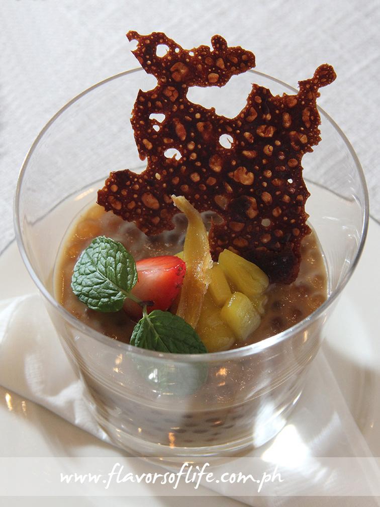 Chef martin yan presents a taste of vietnam sweet jackfruit in sago coconut milk forumfinder Image collections