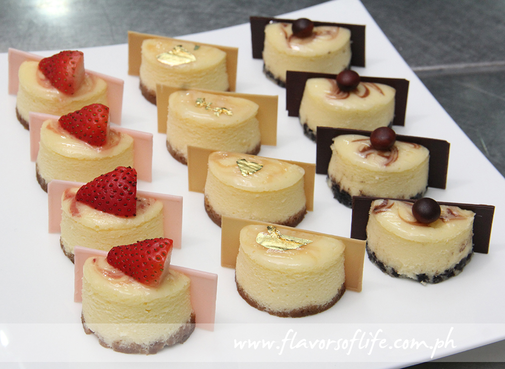 Cheesecakes!