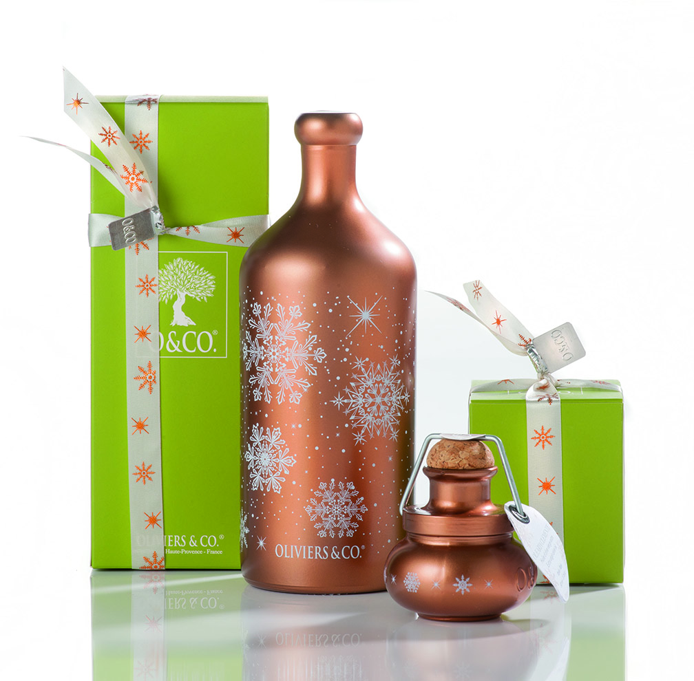 Christmas Olive Oil