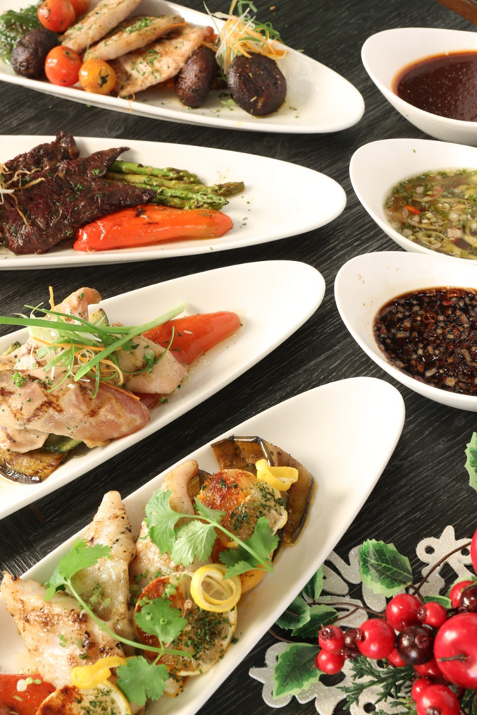 Eastwood Richmonde Hotel's holiday buffets