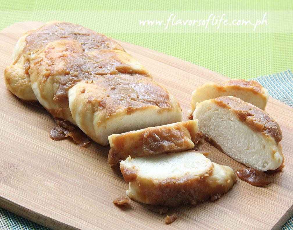 Pineapple Bread, Summit Ridge Tagaytay's answer to Baguio's Raisin Bread