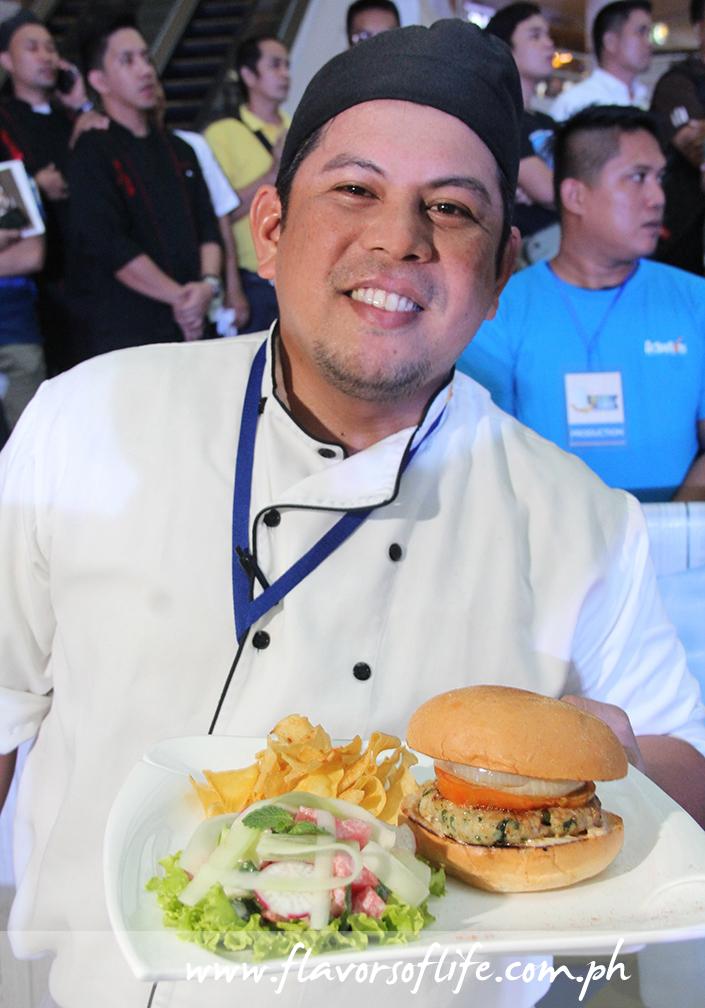 Chef Bryan Gorgona