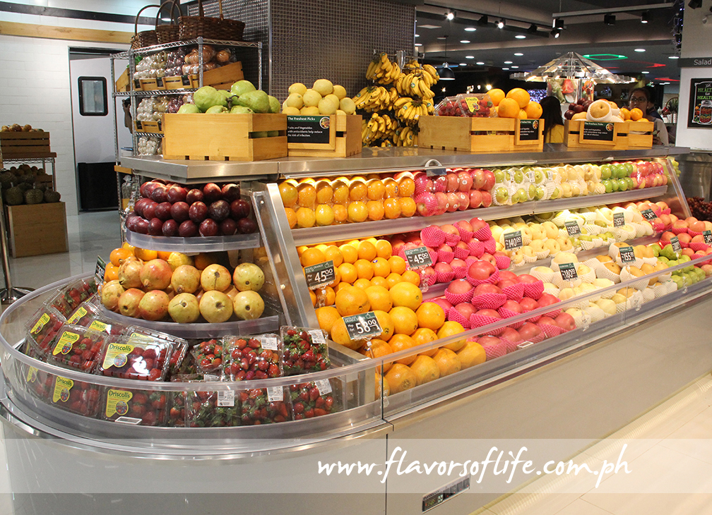 Fresh premium fruits