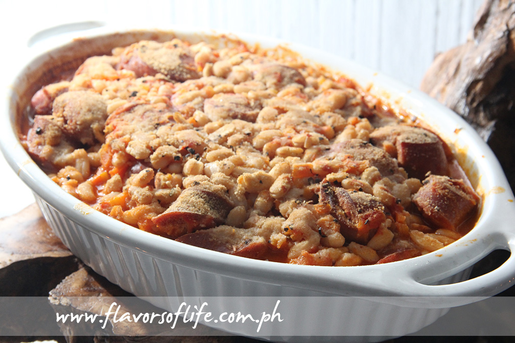 Traditional Cassoulet