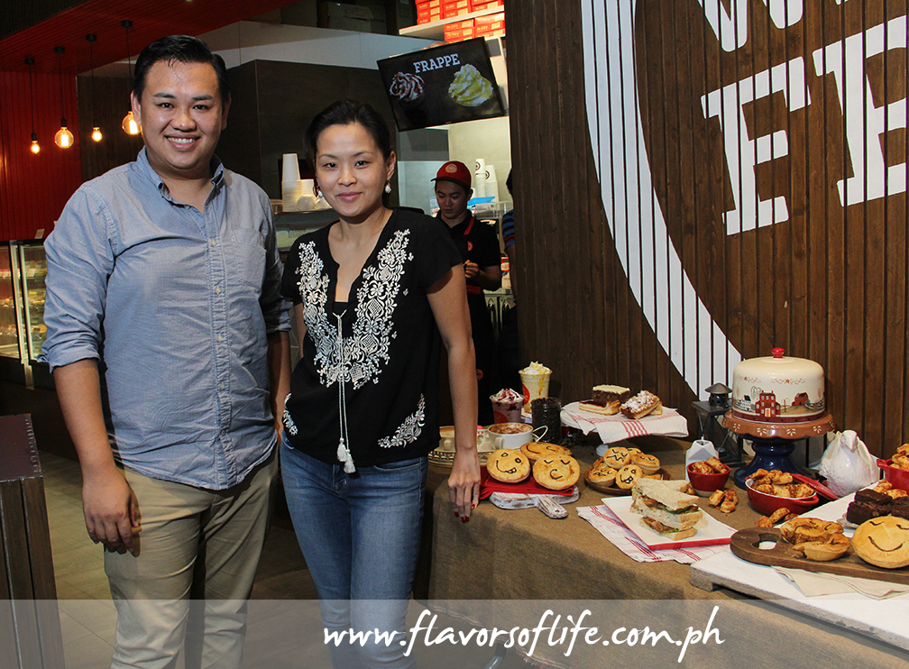 Alfred Lay of Australia and Michelle Chan are responsible for bringing Pie Face to the Philippines