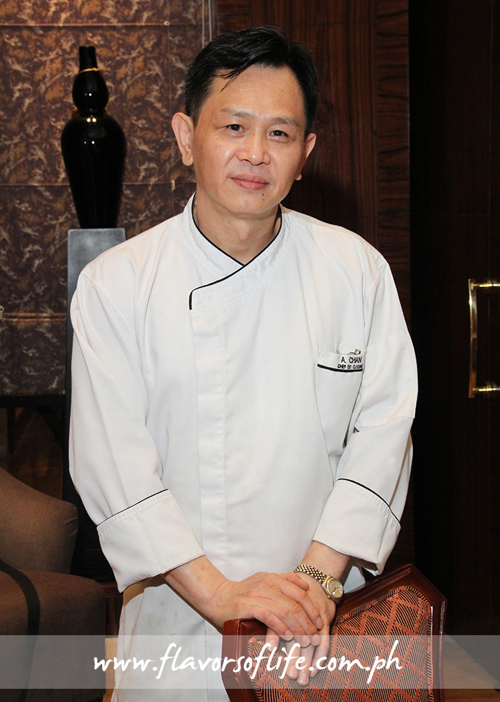 Hong Kong Master Chef Andy Chan