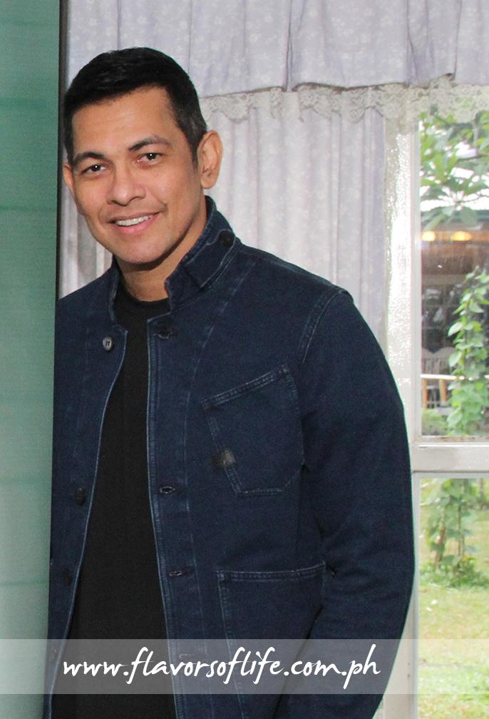Novuhair's celebrity endorser Gary Valenciano