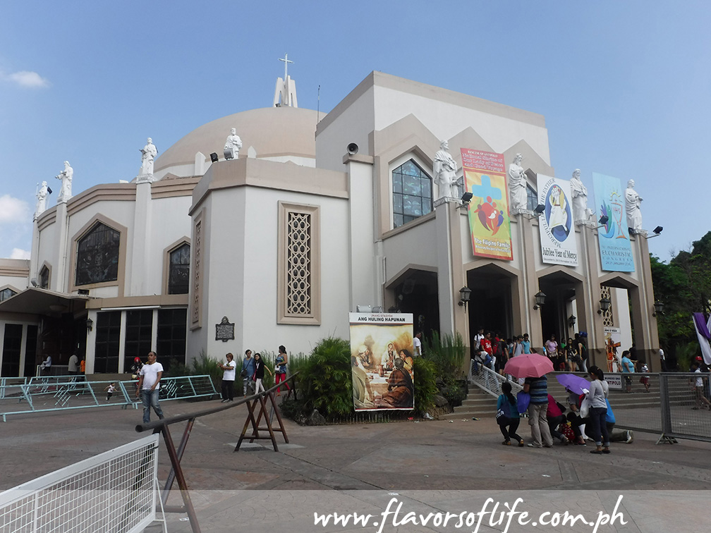 National Shrine of Our Lady of Peace and Good Voyage (Antipolo Church)