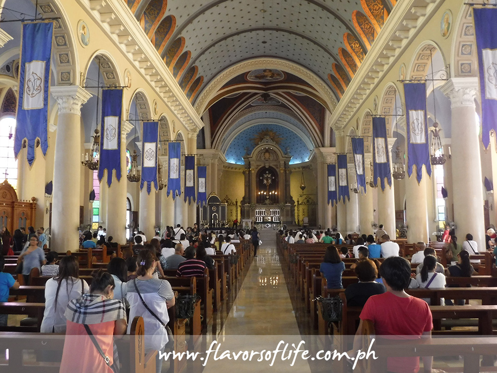 Celebrity appeal and convenient location make The Immaculate Conception Cathedral in Cubao, Quezon City, a popular Jubilee church to visit