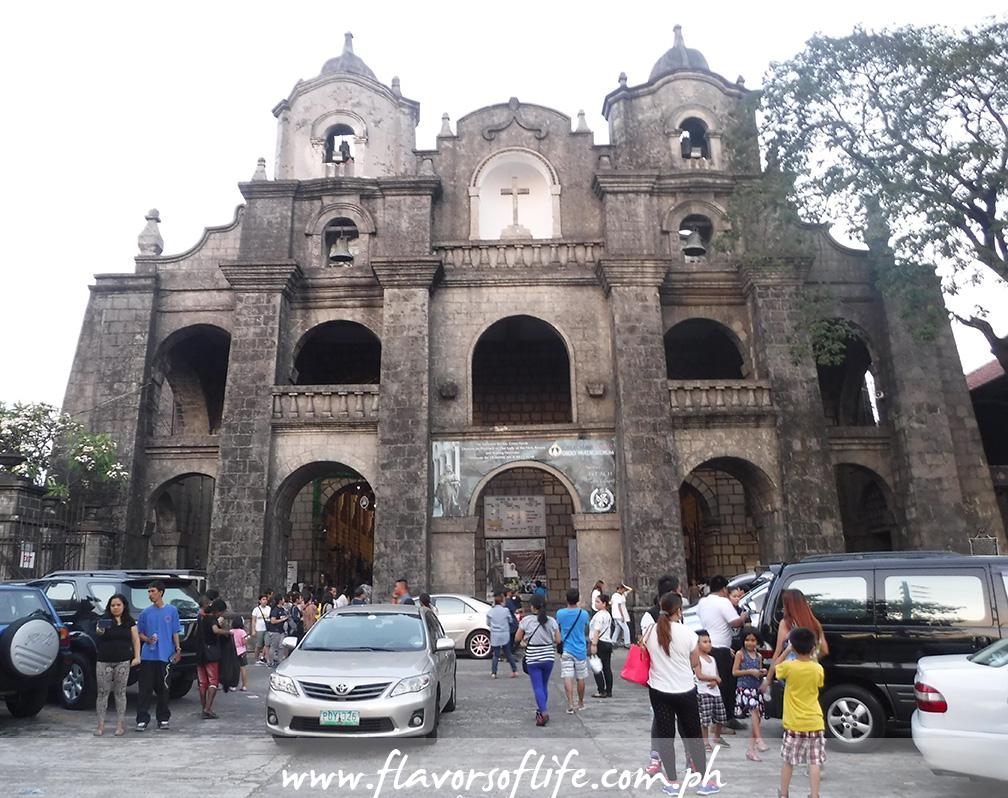 Santuario Del Sto. Cristo (Aquinas Church) in San Juan