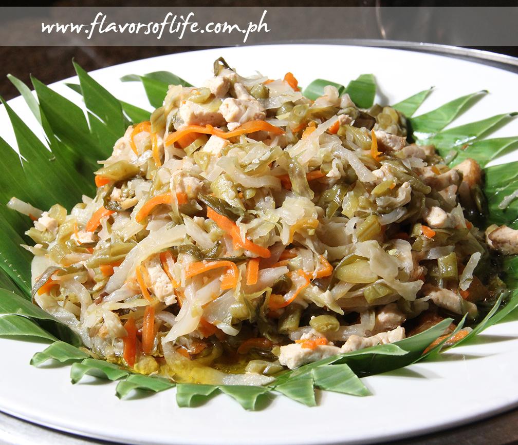 Singaporean Vegetable Stew