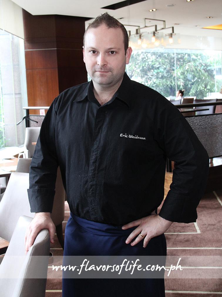 Chef Eric Weidmann