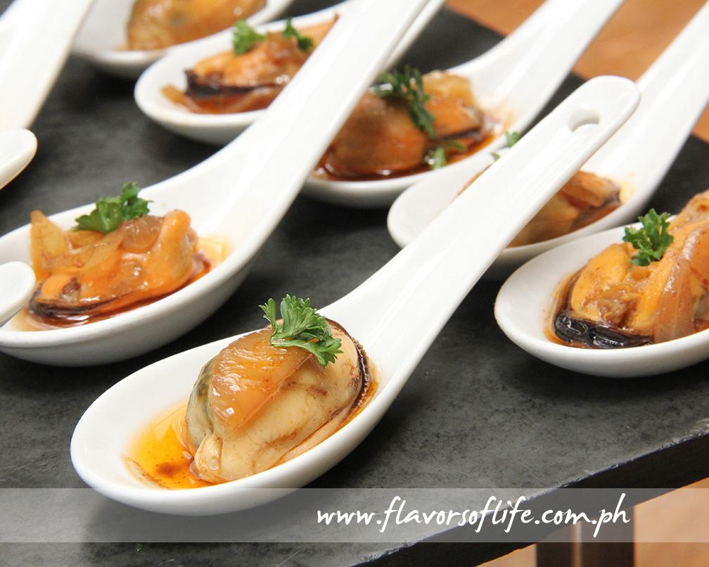 Mejillones en Escabeche (Pickle Mussels Escabeche)
