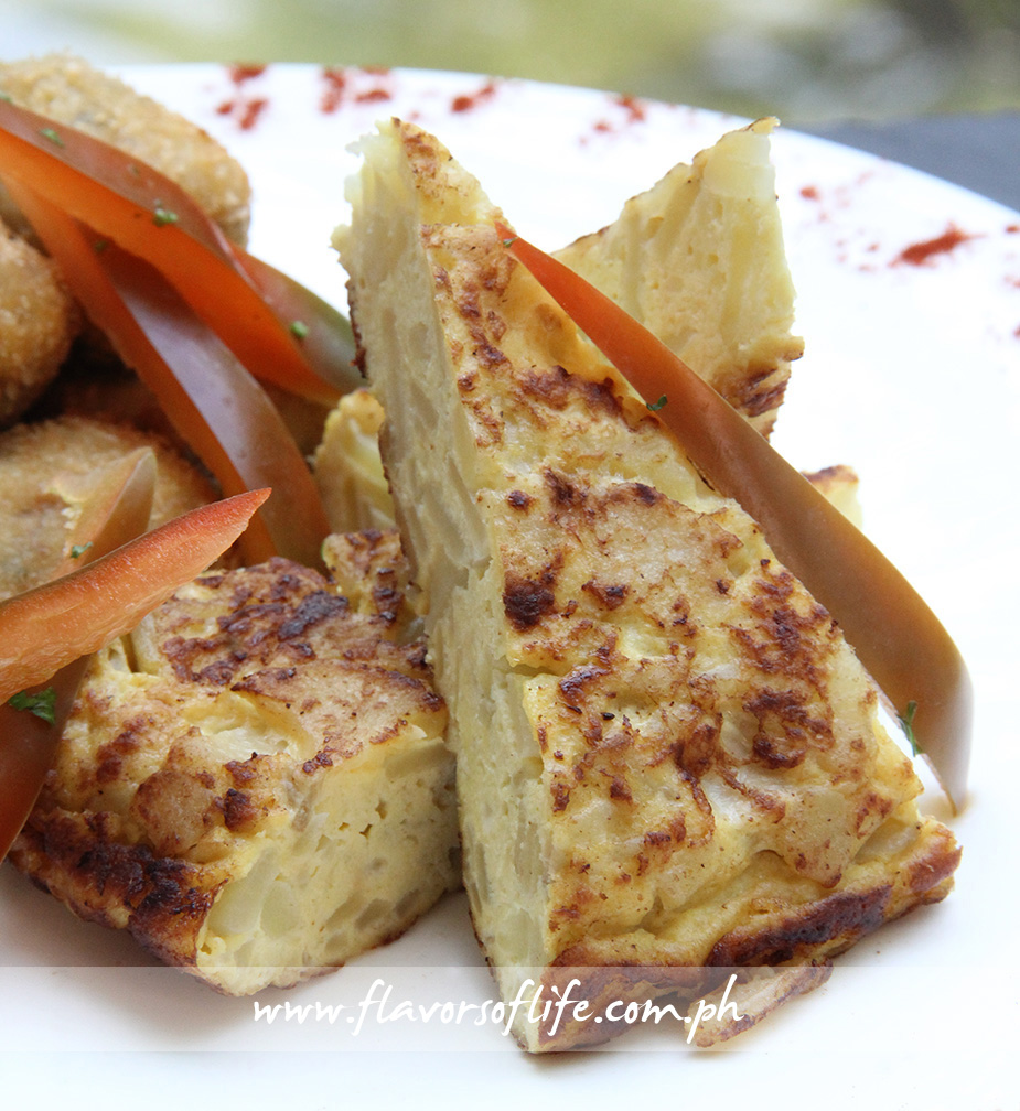 Tortilla de Patata (Spanish Potato Omelette)