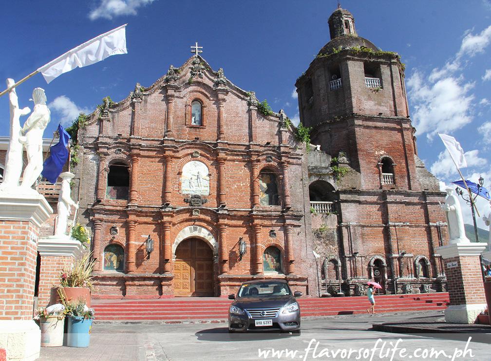 The Church of Lilio in Liliw, Laguna