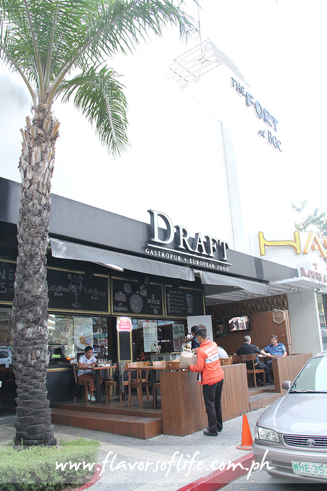 Draft Gastropub at The Fort Entertainment Center