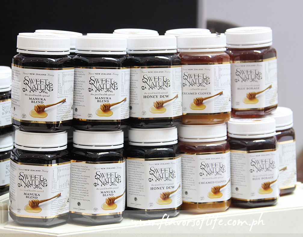 Sweet Nature honey products