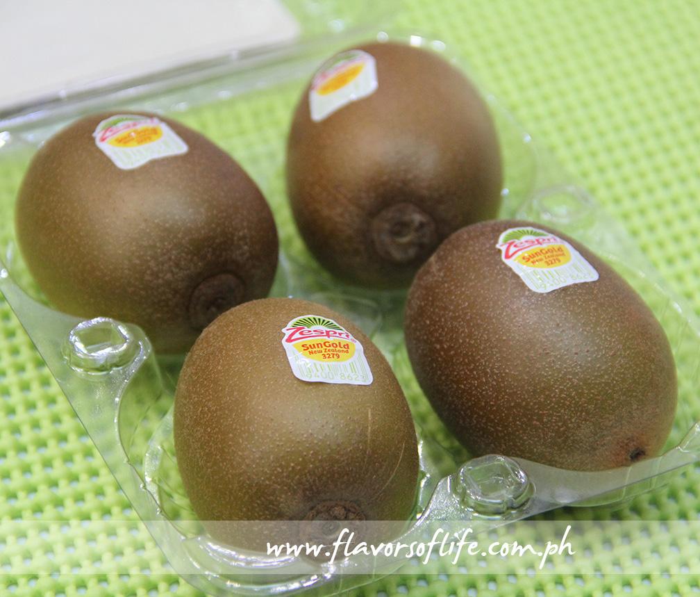 Zespri Gold Kiwifruits