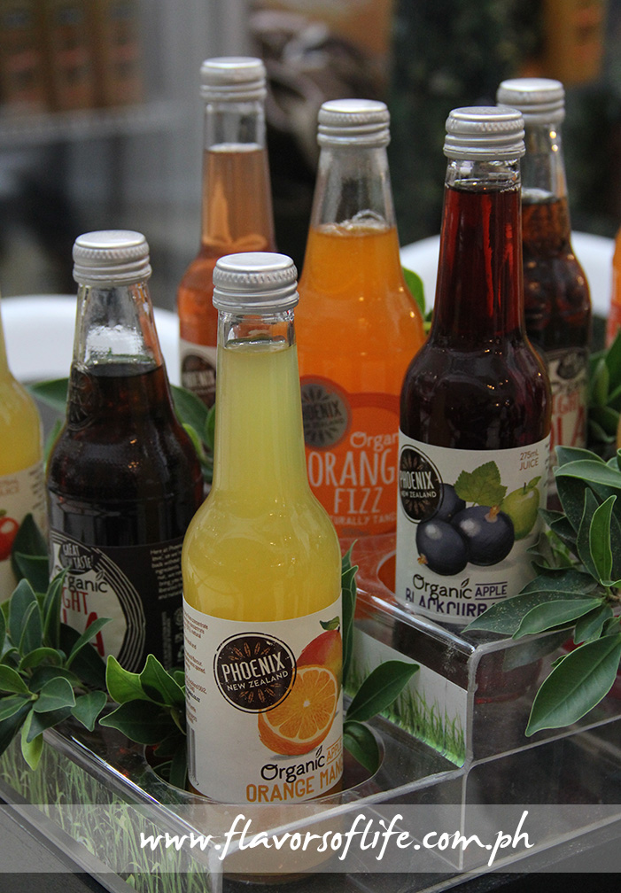 Phoenix Organic Juices