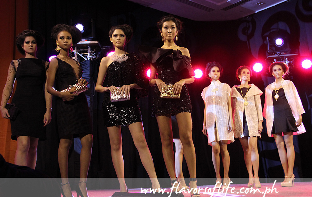 Chinese-inspired outfits with Philippine silhouettes by Renee Salud