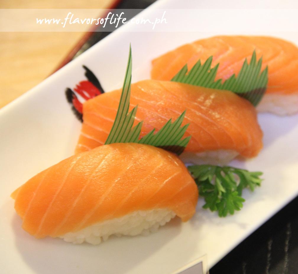 Kimono Ken's Shake Sushi