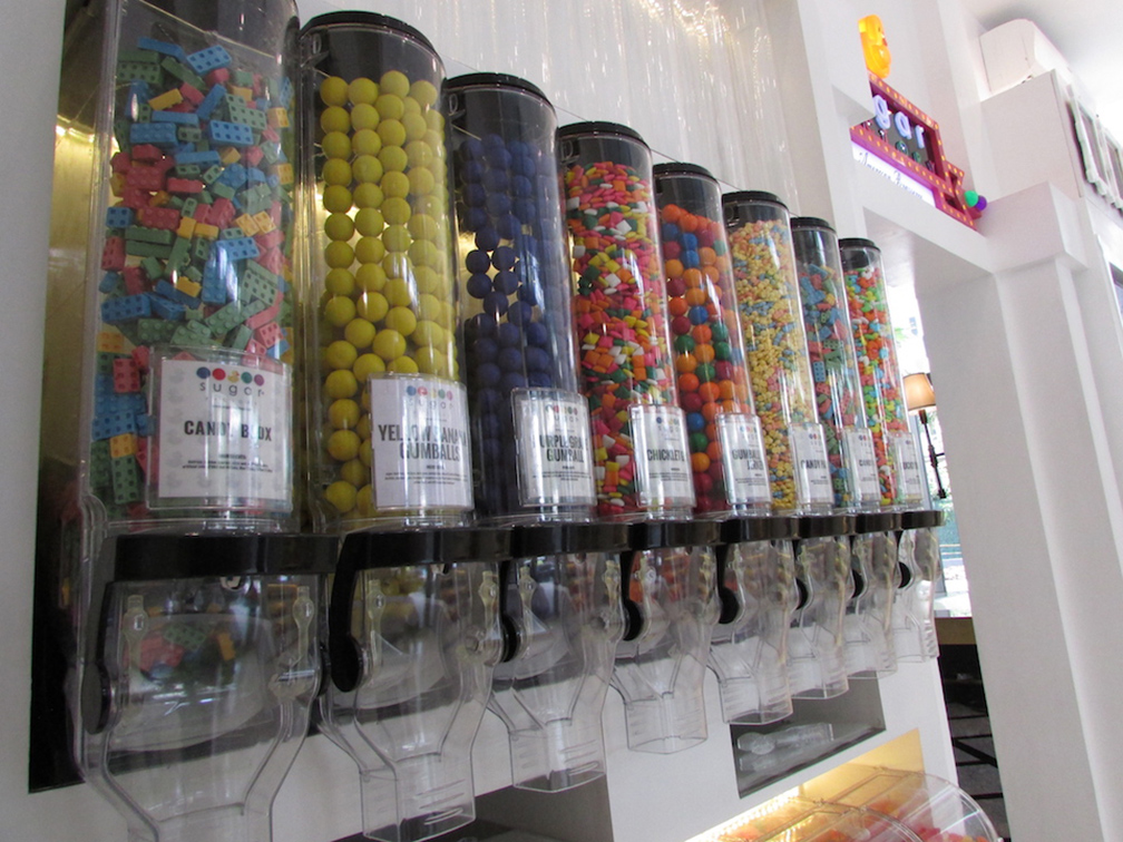 More sweets for the sweet tooth...