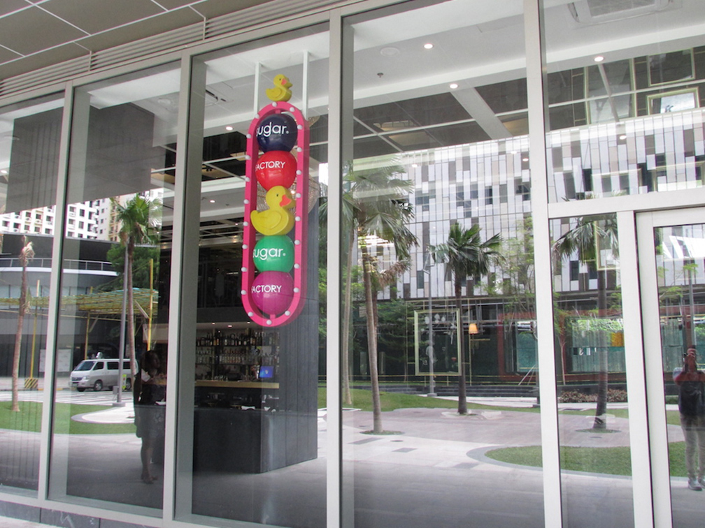 The first Philippine store of Sugar Factory is at BGC