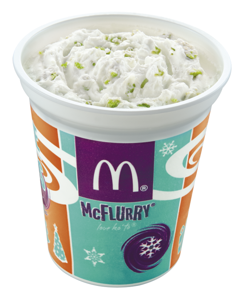 KitKat GreenTea McFlurry