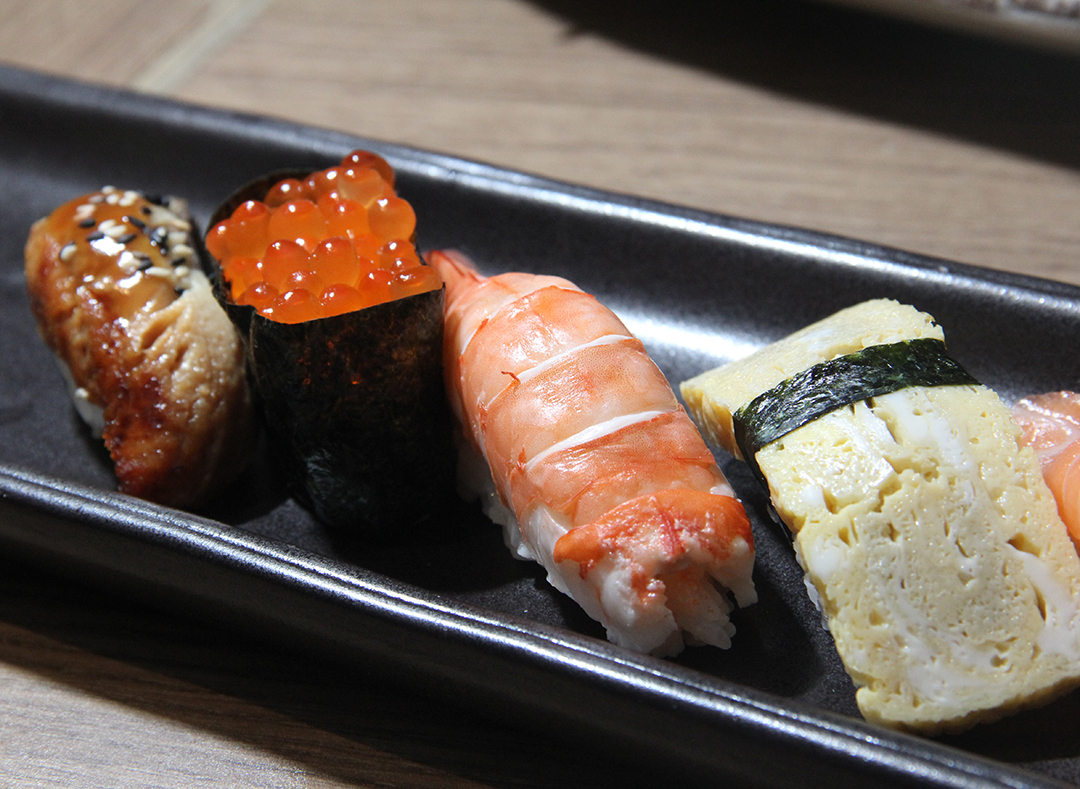 Sushi Platter Take