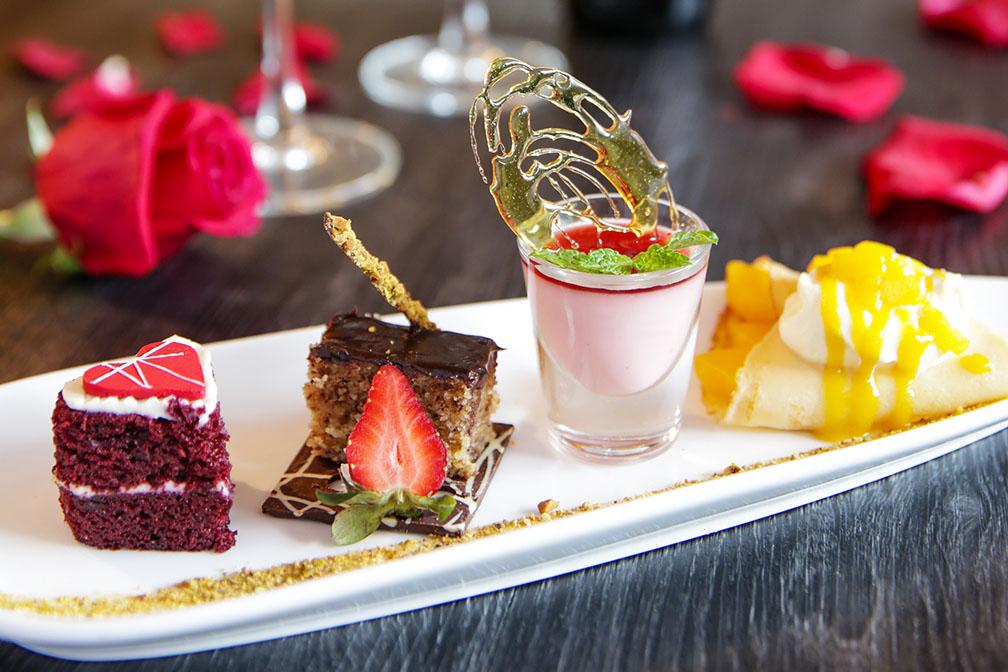 Valentine Dessert Buffet