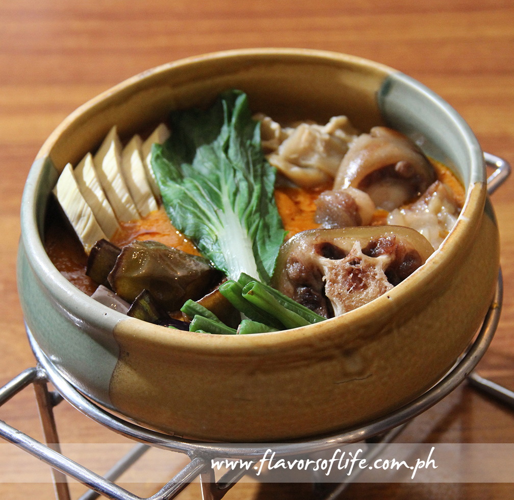 Serye Restaurant and Cafe's Classic Kare-Kare
