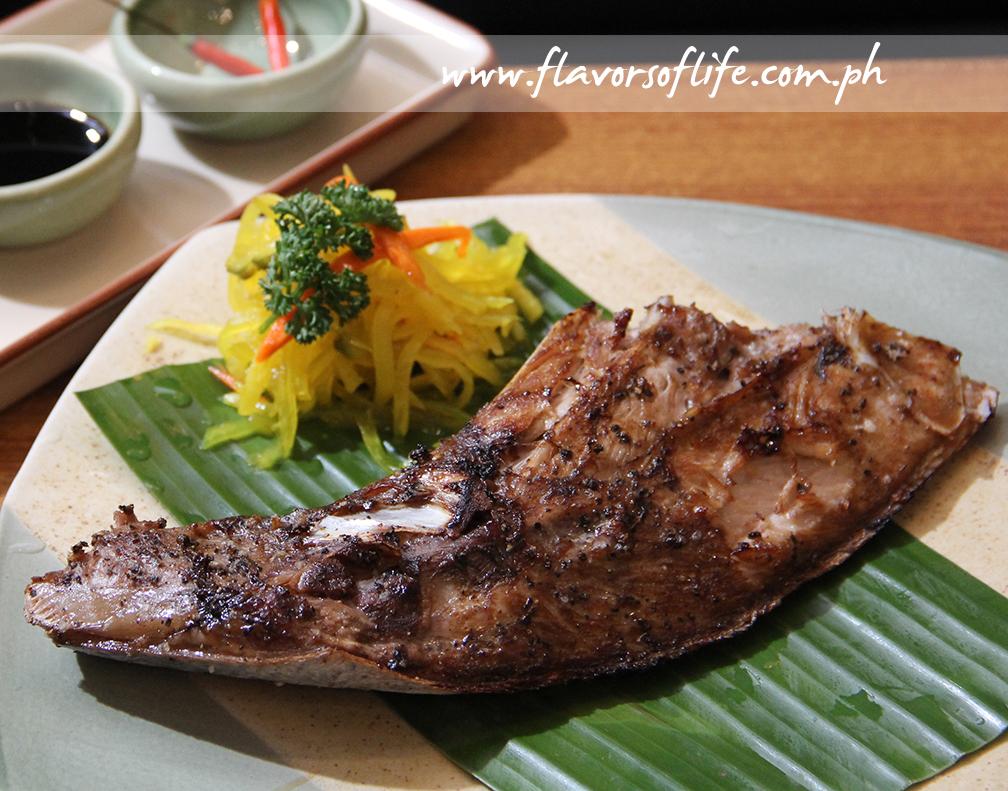 Grilled Tuna Panga