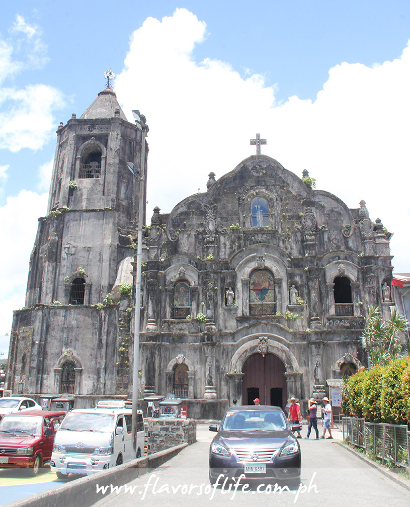 San Luis Obispo de Tolosa Parish Church, also known as Lucban Church