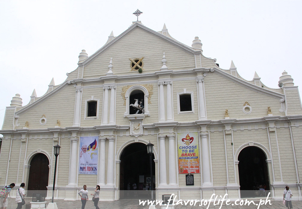 Cathedral of Vigan