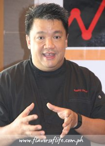 Chef Robby Goco, and advocate for healthy and organic food, creates a breakfast menu for his own restaurant, Green Pastures