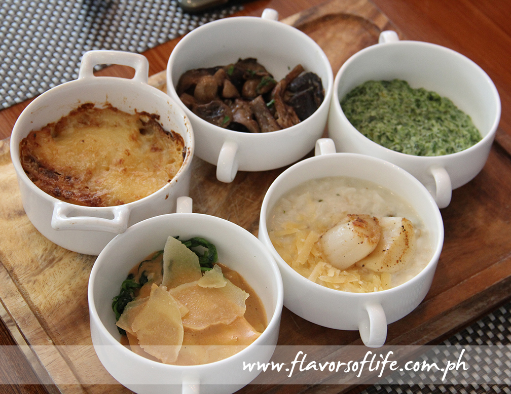 Delectable side dishes to go with the mains