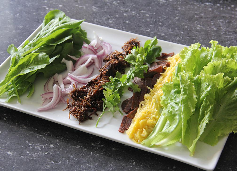 Nga Nga Beef Salad