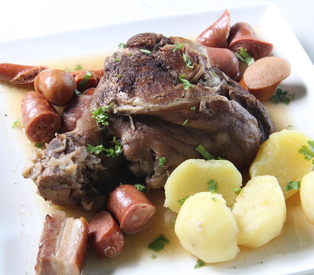 Restaurante Pia y Damaso's Ode to Heidelberg