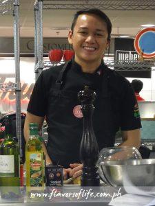 Chef Jam Melchor