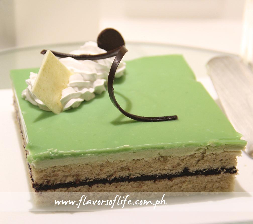 Green Tea SansRival