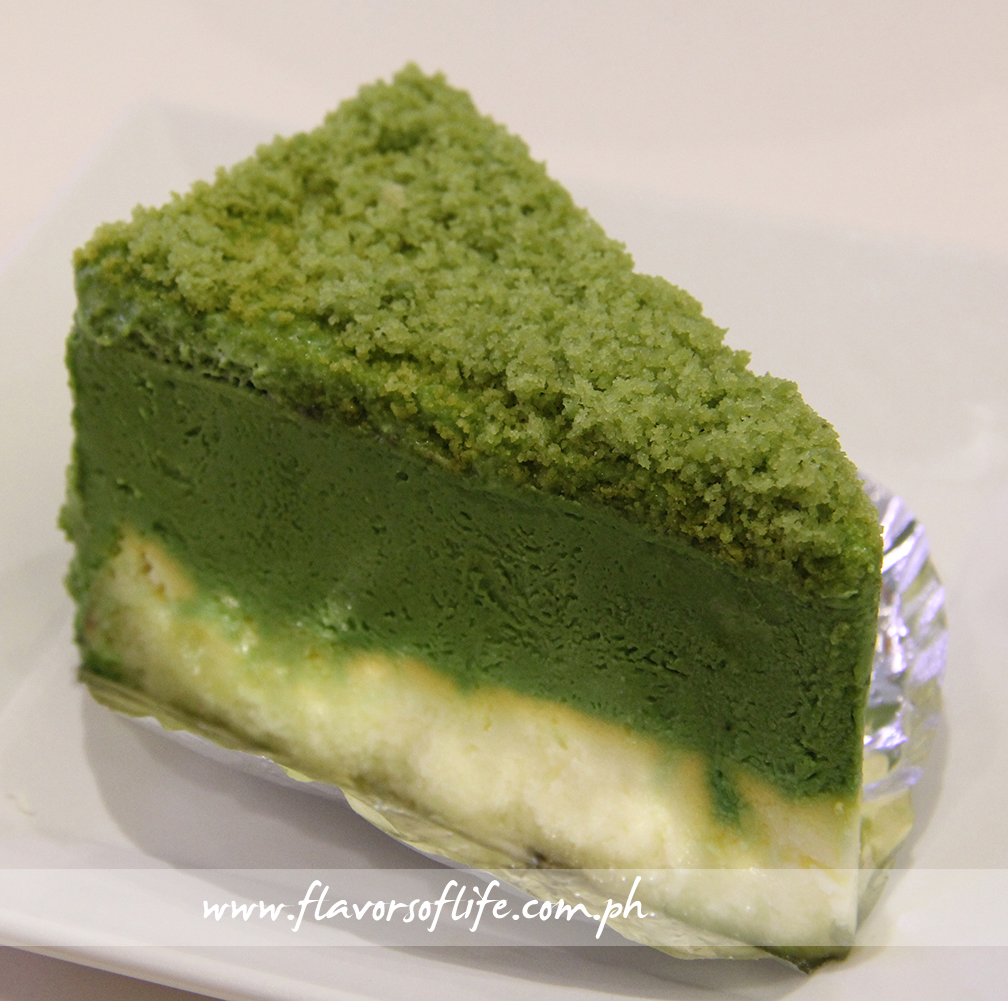 Matcha Double Fromage
