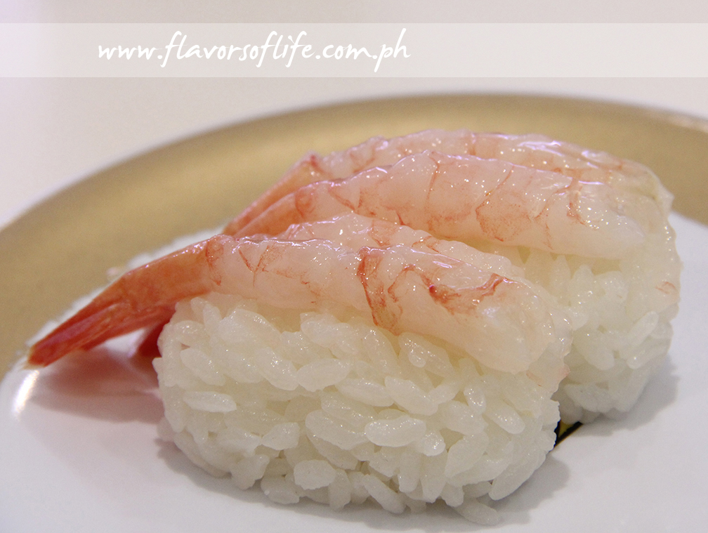 Northern Shrimp Sushi