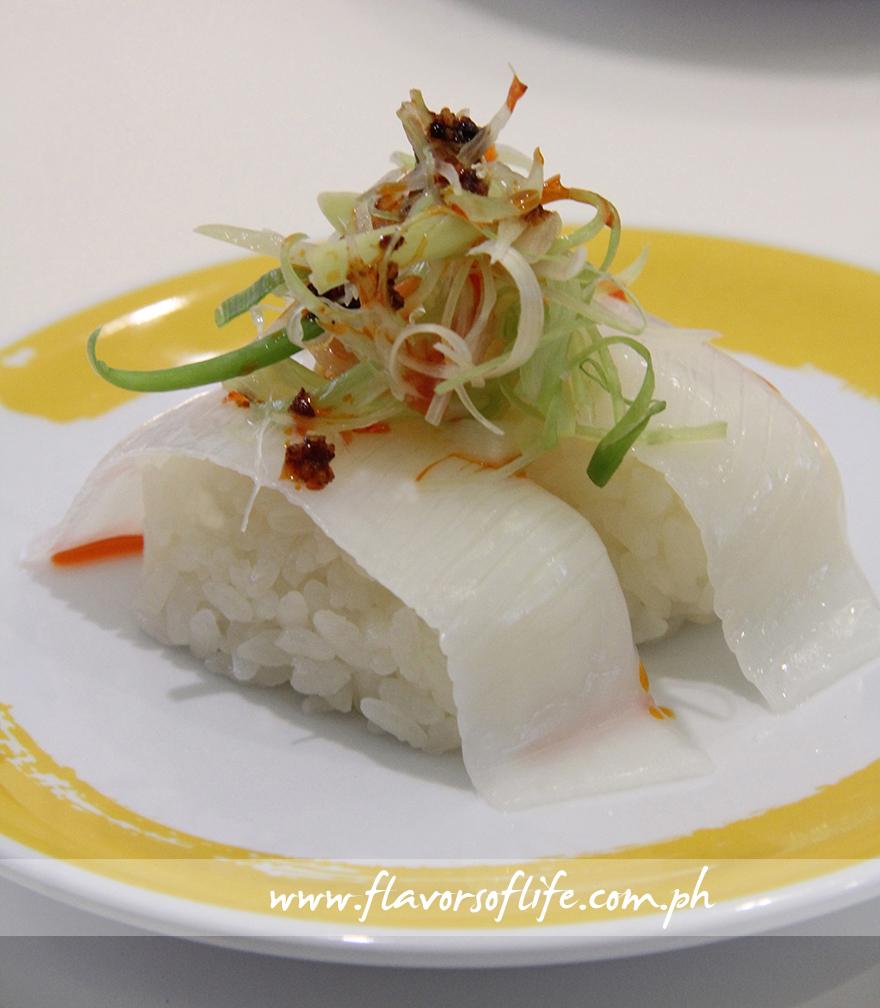 Squid Taberu Layu
