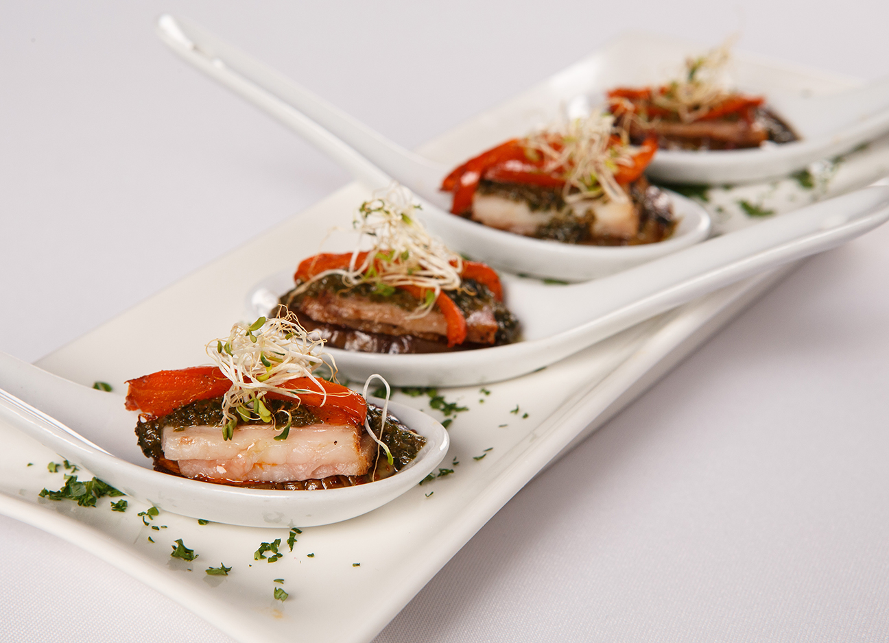 Argentinian Steak Canapes