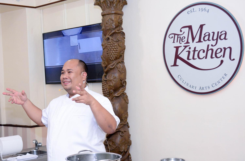 Chef Myke 'Tatung' Sarthou
