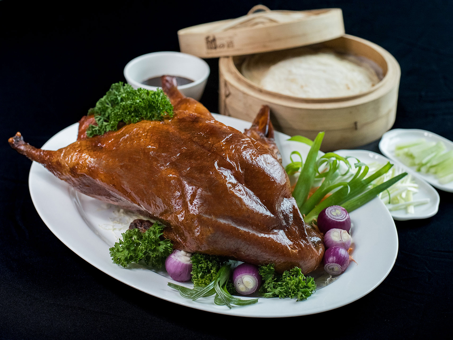The Hong Kong classic favorite, Roast Goose, is available at Marco Polo Ortigas for a limited time