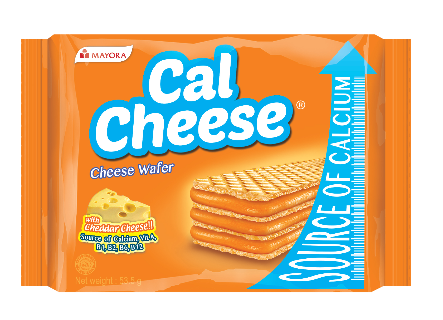 The newest cheese wafers in town!