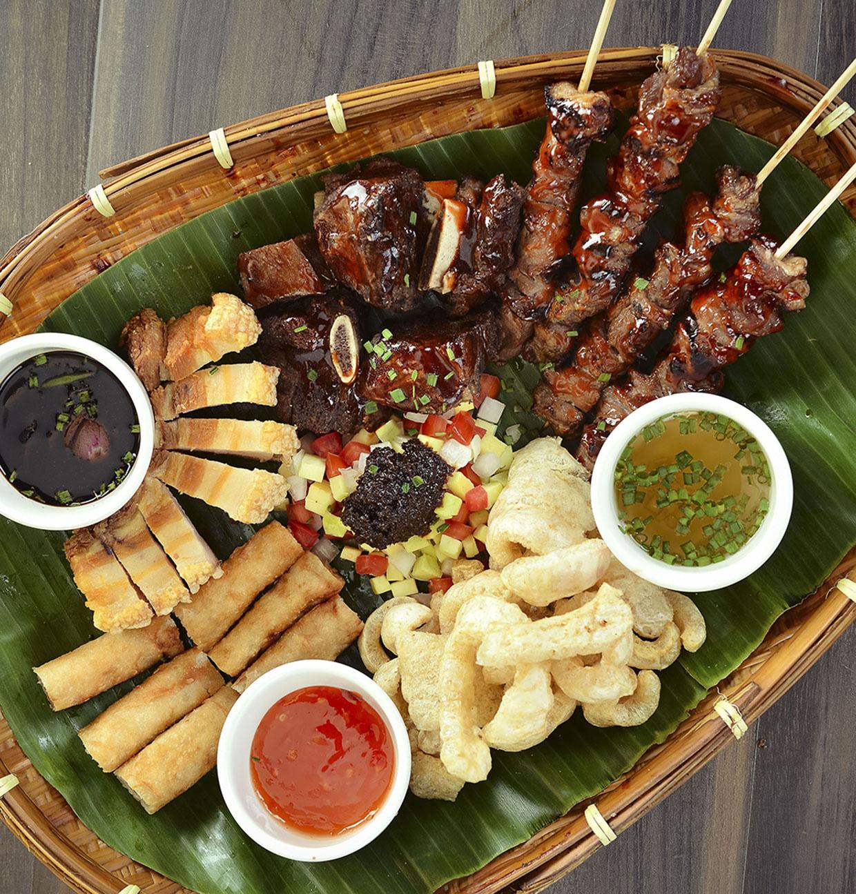 C2's Meat Platter