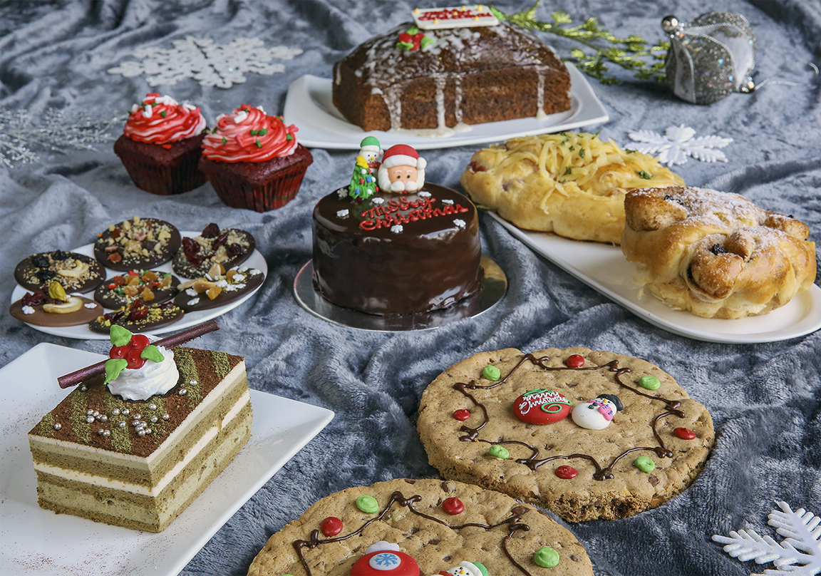 Holiday goodies to enjoy at Eastwood Richmonde Hotel's The Lounge
