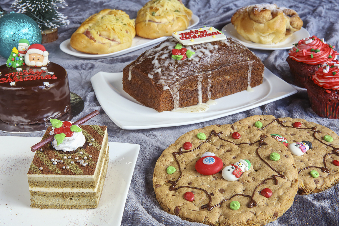 Lots of holiday goodies to choose from